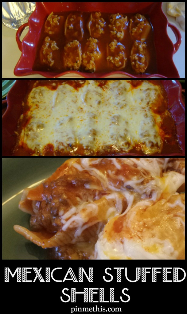 MexStuffed Shells