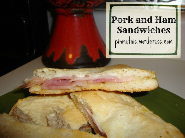 Pork and Ham Sandwiches final