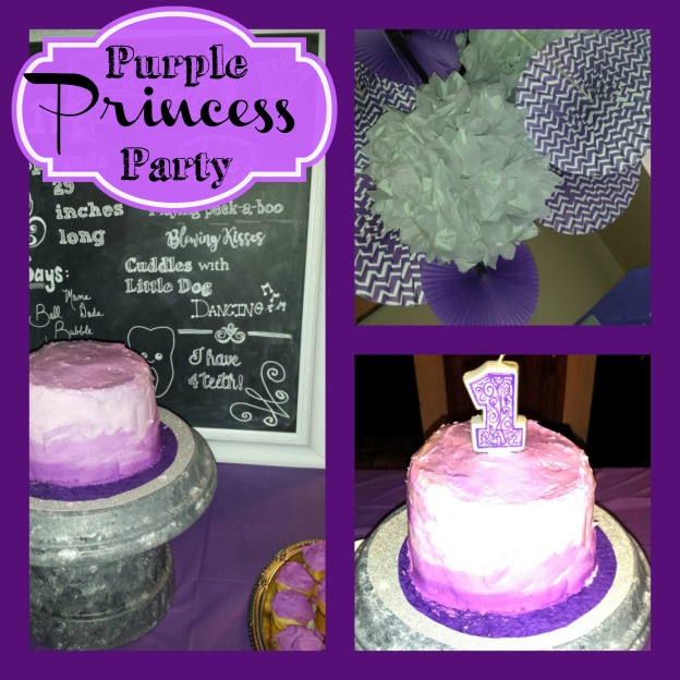 Purple Princess Party1