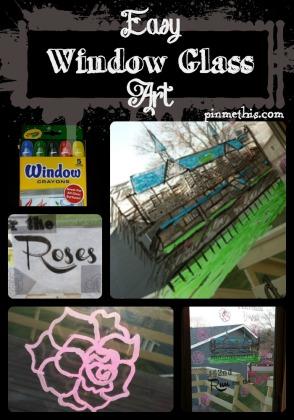 Window Glass Art