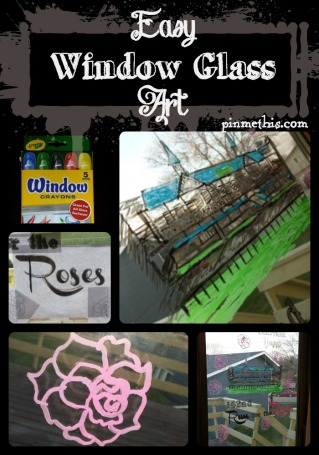 Window Glass Art