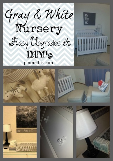 Gray & White Nursery