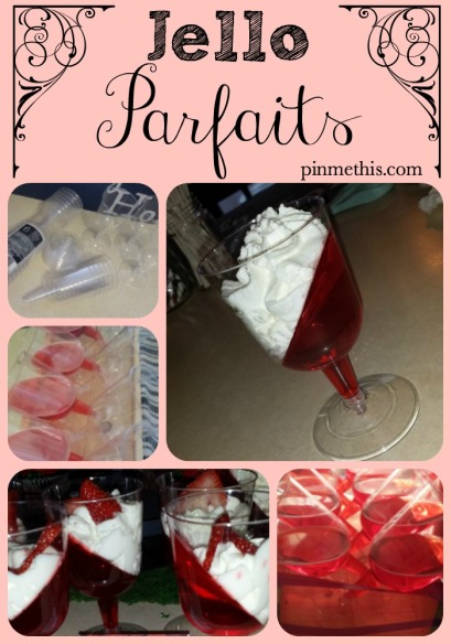 Jello Parfaits