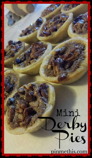 Mini Derby Pies