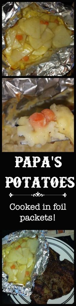 Papa's potatoes